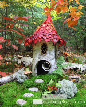 Fairy Door Ideas diy fairy door and free ideas from cindibee on etsy studio 9 Creative Fairy Door Ideas You Can Do Yourself