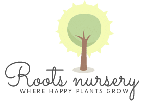 Garden Blog - Roots Nursery Logo