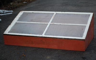 How to Build A Cold Frame: Two Ways